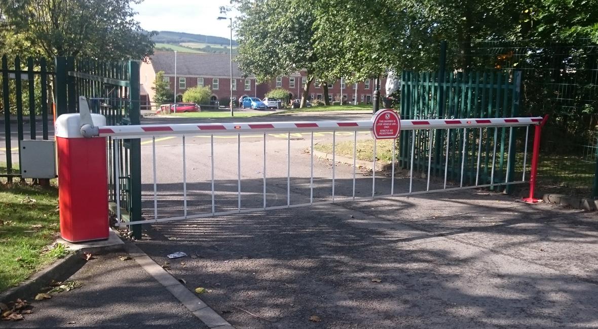 Barrier 9