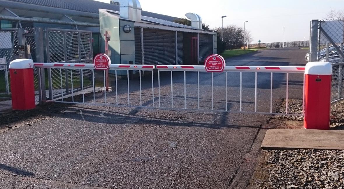 Barrier 10
