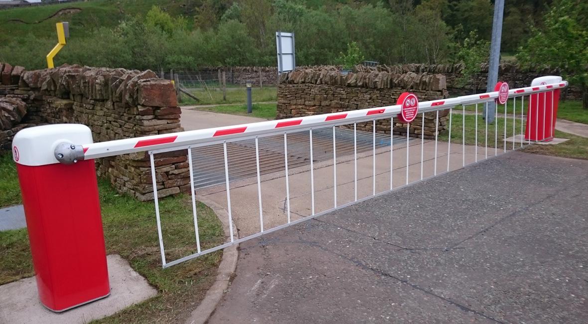 Barrier 11
