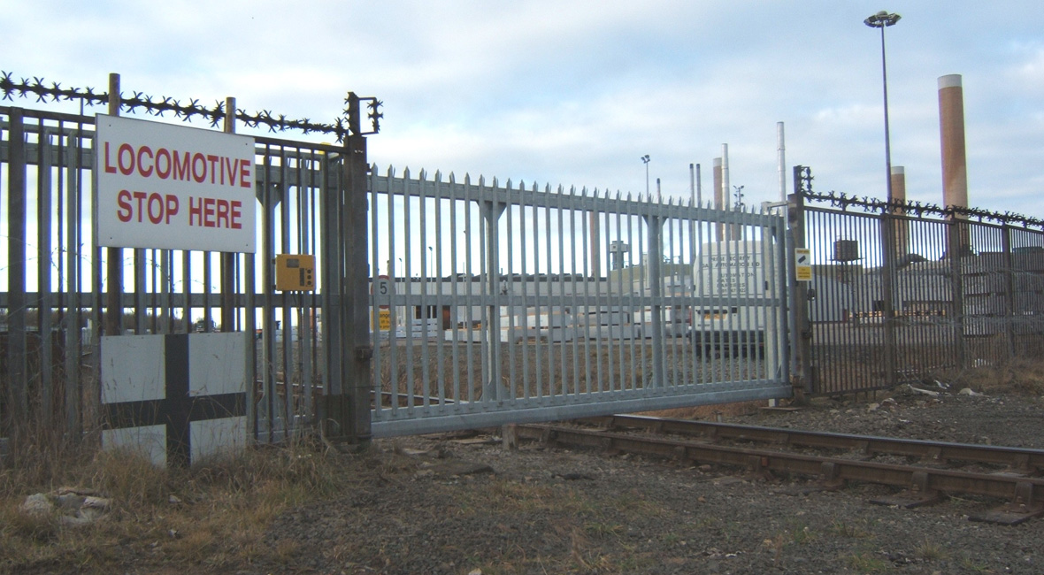 Industrial Gate 3