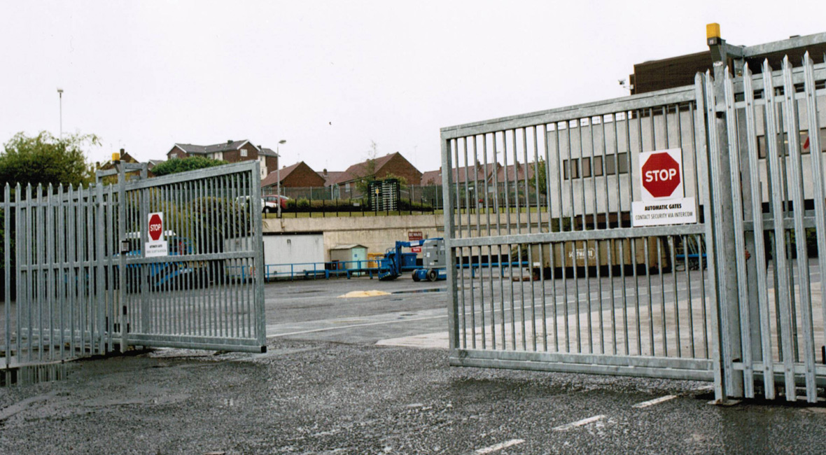 Industrial Gate 18