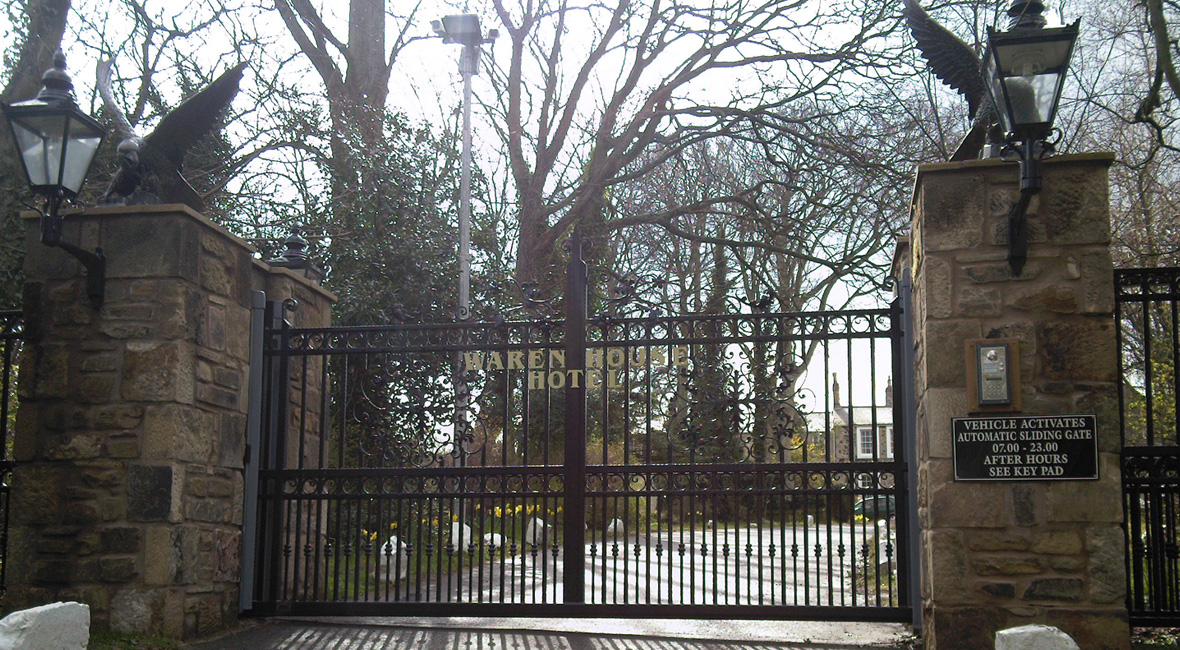 Steel Sliding Gate 5