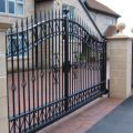 Steel Sliding Gate 6