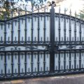 Steel Sliding Gate 10