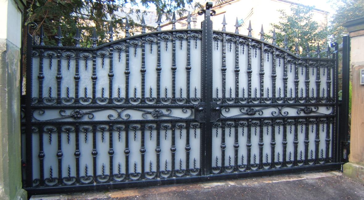 Steel Sliding Gate 10