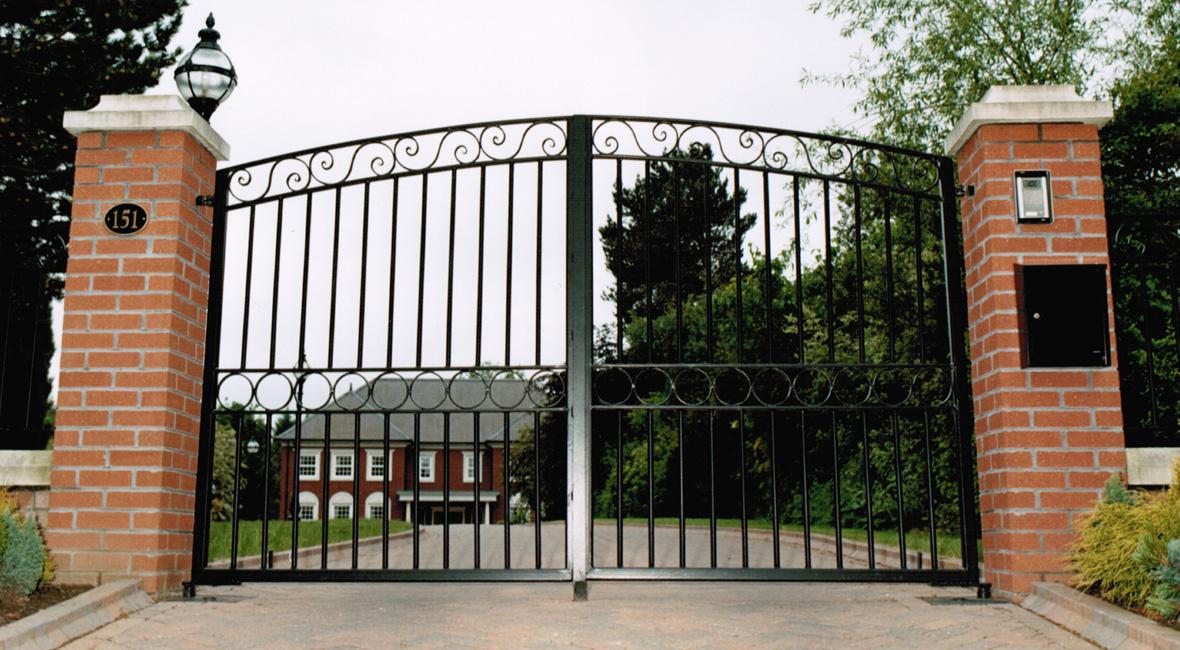 Steel Sliding Gate 13