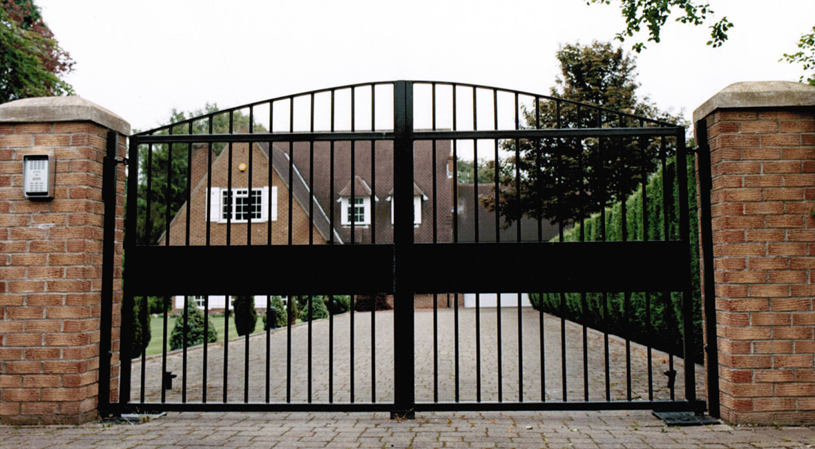 Steel Sliding Gate 15