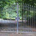 Steel Sliding Gate 19