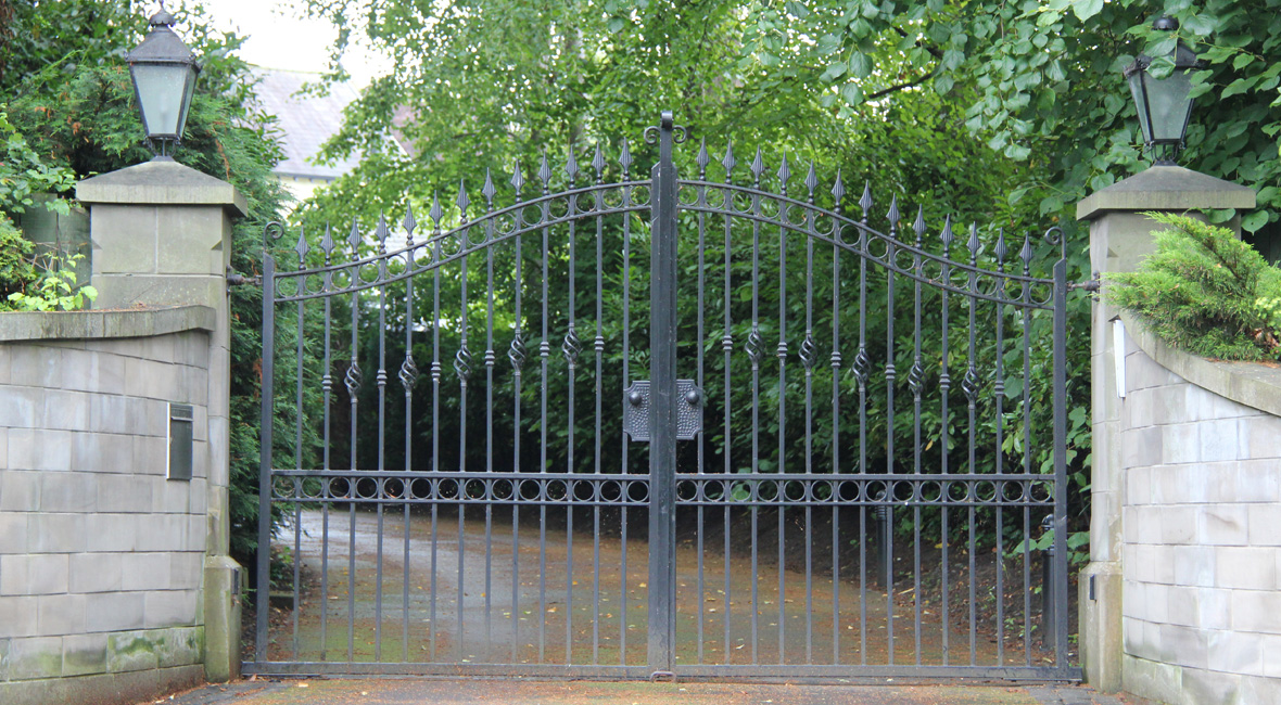 Steel Sliding Gate 20