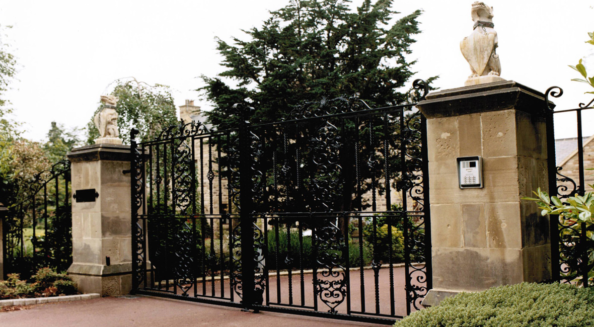Steel Sliding Gate 21