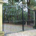 Steel Swing Gate 2