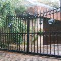 Steel Swing Gate 4