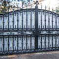 Steel Swing Gate 5