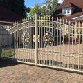 Steel Swing Gate 17