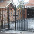 Steel Swing Gate 22