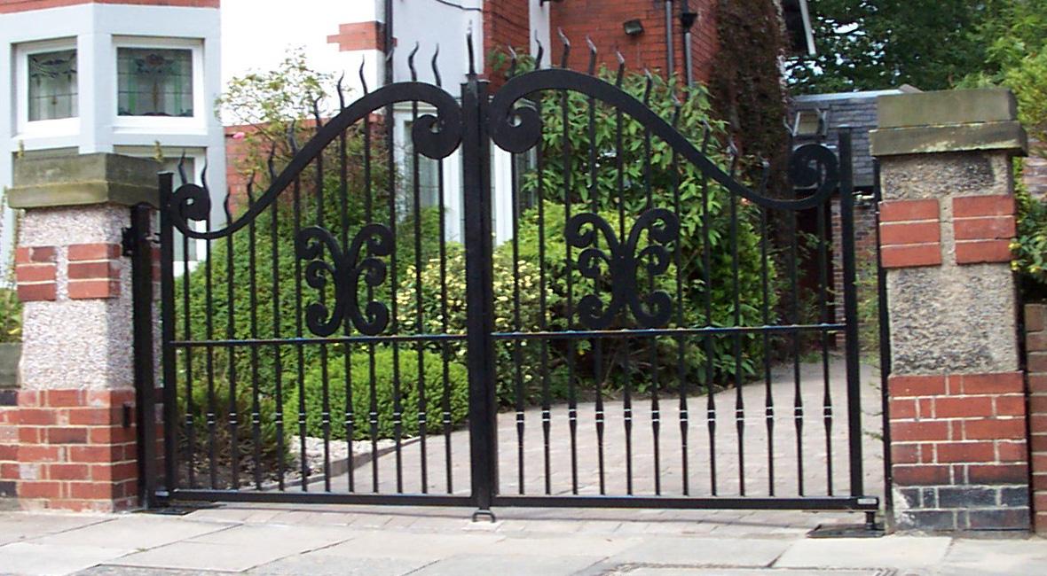 Steel Swing Gate 25