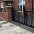 Steel Swing Gate 26