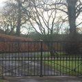 Steel Swing Gate 29