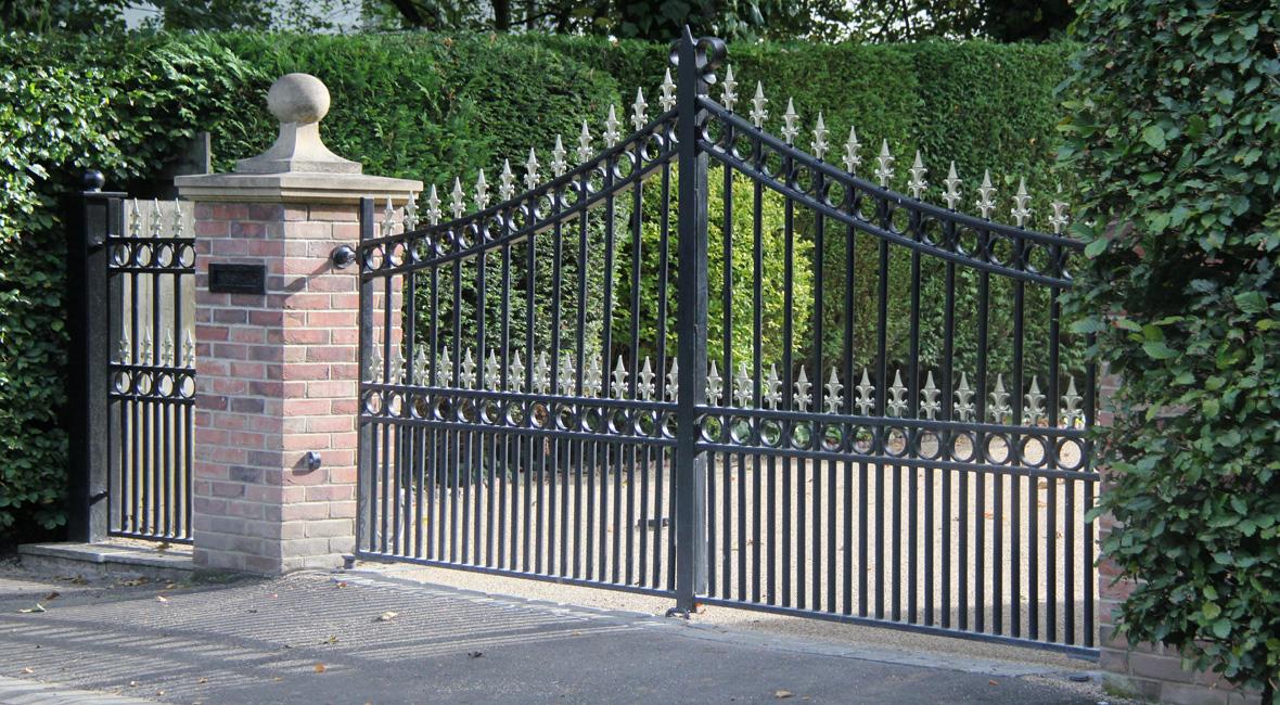 Steel Swing Gate 36
