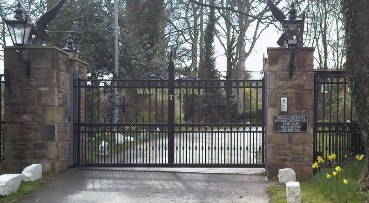 Steel Swing Gate 40