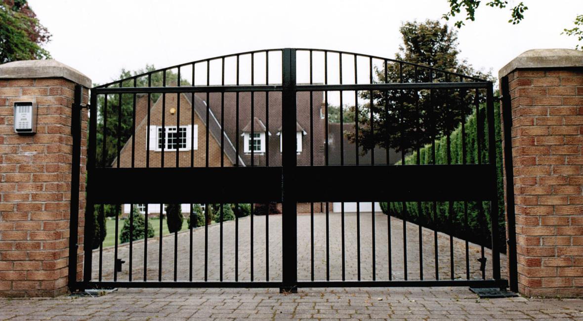 Steel Swing Gate 41