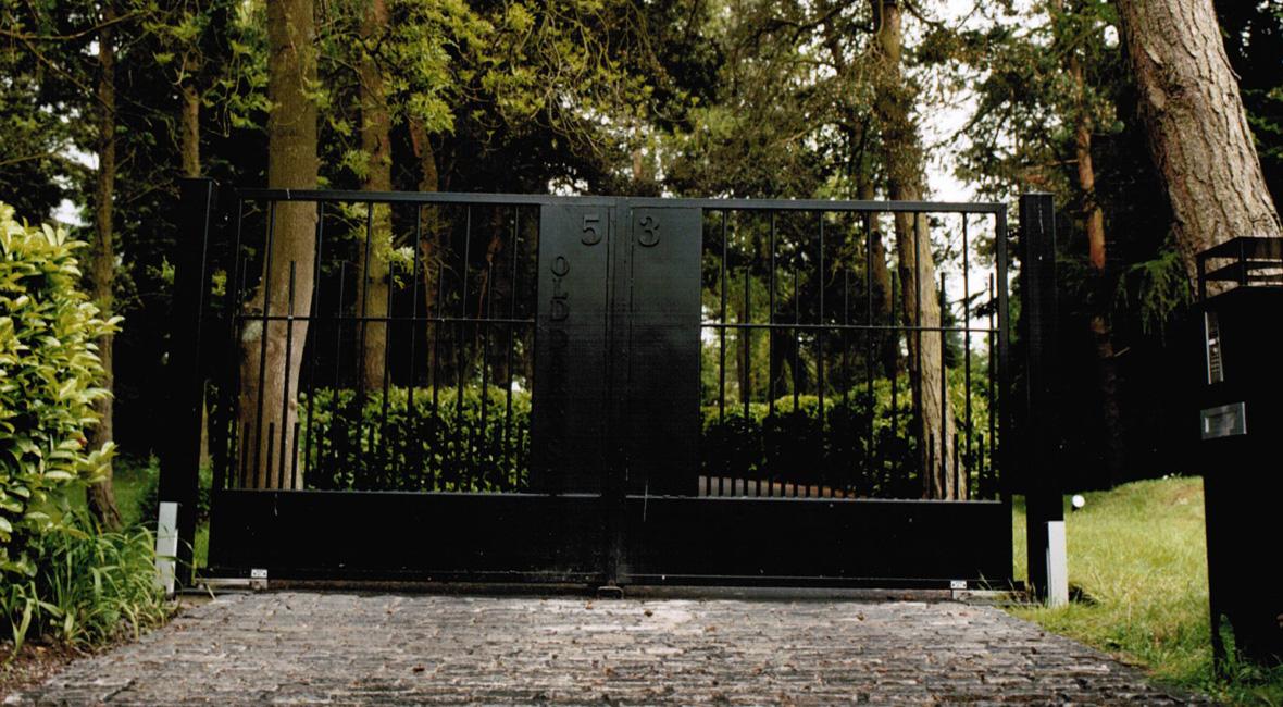 Steel Swing Gate 42