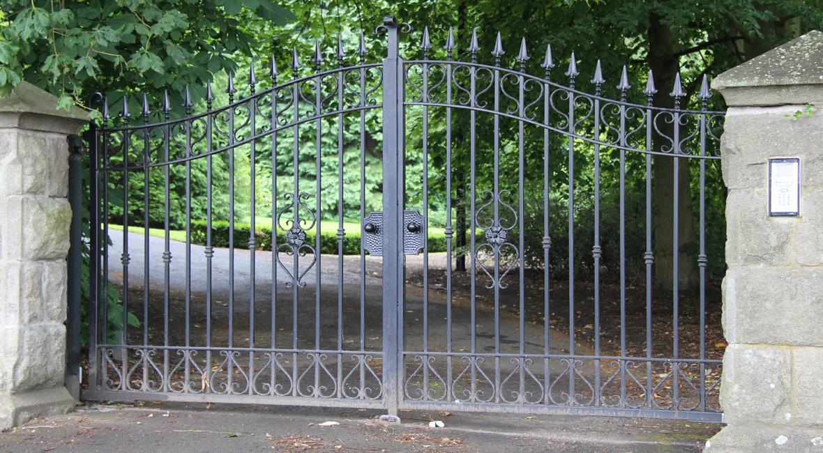 Steel Swing Gate 48
