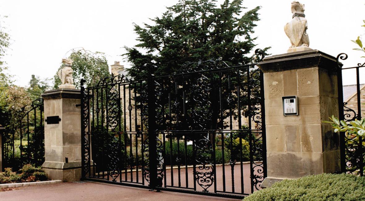 Steel Swing Gate 50