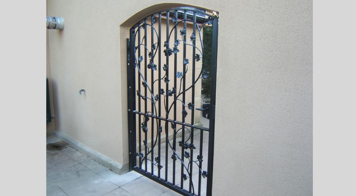 Steel Swing Gate 51