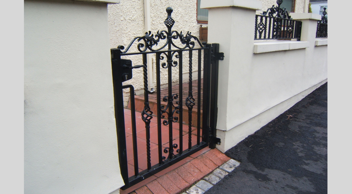 Steel Swing Gate 56