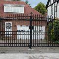 Steel Swing Gate 59
