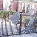 Steel Swing Gate 60